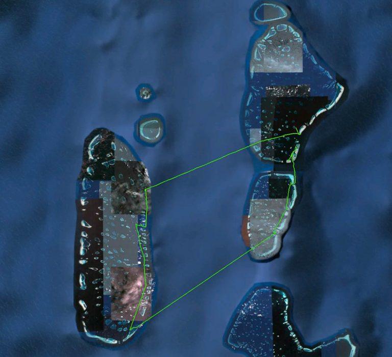 Map ASIA MDV Maldives