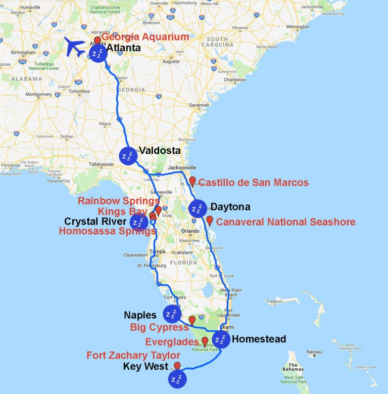 Map 2013-12 USA FL GA